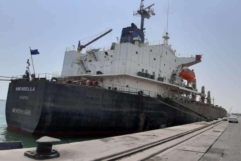 اعزام دومین محموله کلینکر صادراتی شرکت سیمان آبیک